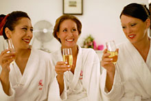 Adults Hen Birthday Pampering Parties